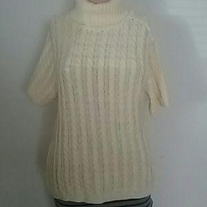 Kathy Ireland Yellow Sweater